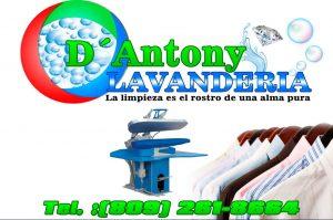 D Antony Lavanderia