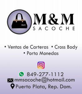 M&M Sacoche
